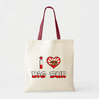 Big Sur, CA Bags