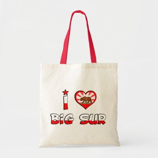 Big Sur, CA Tote Bag