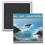 Big Sur California Fridge Magnet