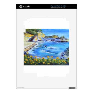Big Sur California iPad 2 Skin