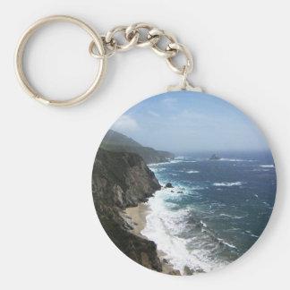 Big Sur California Key Chains