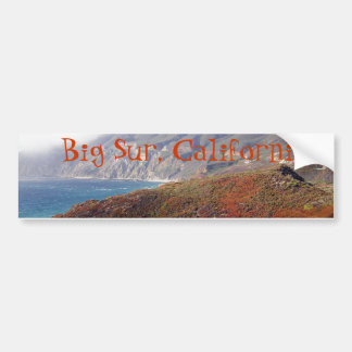 Big Sur, California landscape Bumper Sticker