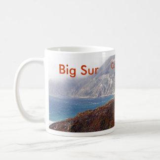 Big Sur California landscape Coffee Mugs