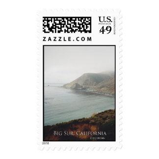 Big Sur, California Stamp