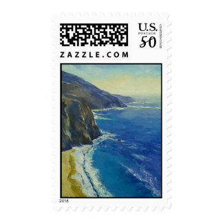 Big Sur California Stamp