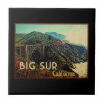 Big Sur California Vintage Tiles