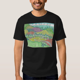 Big Sur Camping Trip 2016 T Shirt