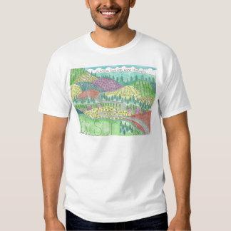Big Sur Camping Trip 2016 Tee Shirt