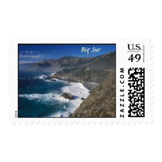 Big Sur Coast California Stamps