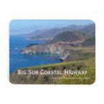 Big Sur Coastal HIghway Magnet