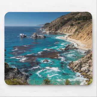 Big Sur Coastline,West Coast,Pacific Coast Mouse Pad