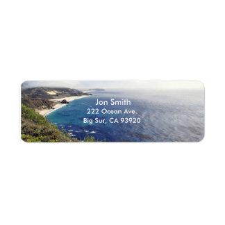 Big Sur Label