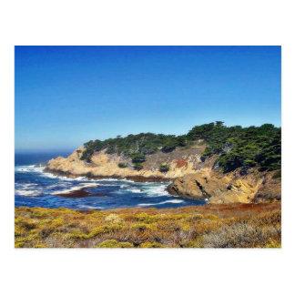 Big Sur Ocean Coastlines 4 Postcards