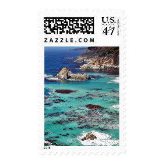 Big Sur Ocean Coastlines Stamp