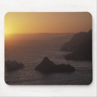 Big Sur off Highway 101, California, USA Mouse Pad