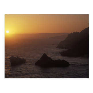 Big Sur off Highway 101, California, USA Postcard