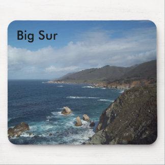 Big_Sur Sur grande Tapetes De Ratones