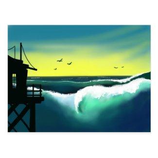 Big Surf Postcard