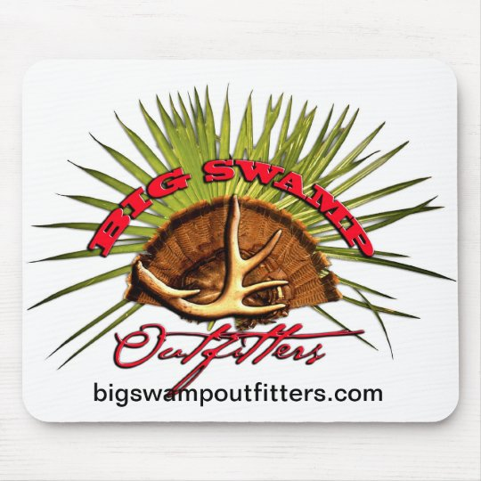 Big Swamp Outfitters Mouse Pad