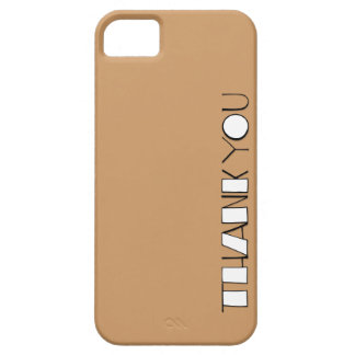 Big Thank You white Case-Mate ID™ iPhone 5 iPhone 5 Cover
