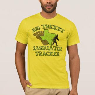 Big Thicket Sasquatch Tracker T-Shirt