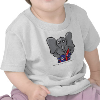 Big Things Come In Small Packages - Baby top Tshirt