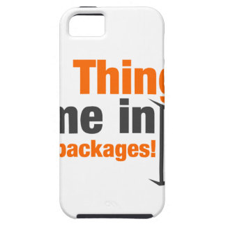BIG Things Come In Small Packages iPhone 5 Cases