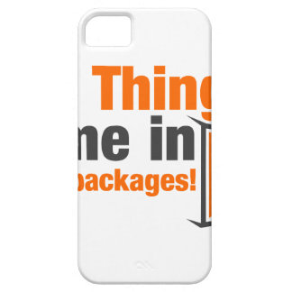 BIG Things Come In Small Packages iPhone 5 Cover