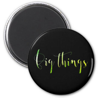 Big Thinks Event Blog Editorial Planner Greenly Magnet