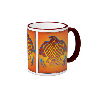Big Thunderbird Mugs