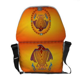Big Thunderbird Rickshaw Messenger Bag