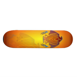 Big Thunderbird Skateboard