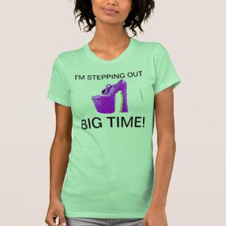 BIG TIME WOMENS BIZ TEE SHIRT