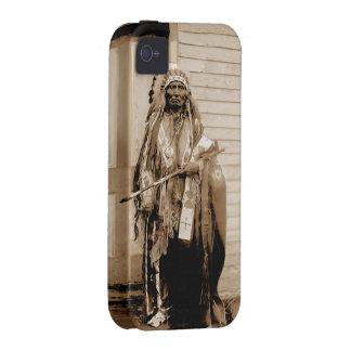 Big Tobacco a Dance Hall Chief circa 1900 Case-Mate iPhone 4 Cover