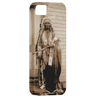 Big Tobacco a Dance Hall Chief circa 1900 iPhone 5 Cover