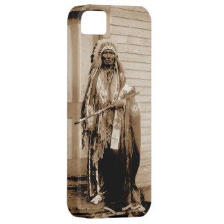 Big Tobacco a Dance Hall Chief circa 1900 iPhone 5 Case