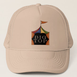 Big Top Circus Tent Trucker Hat