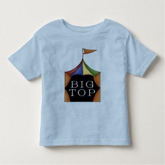 Big Top Circus Tent Tshirt