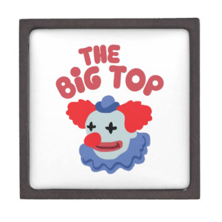 Big Top Clown Premium Gift Box