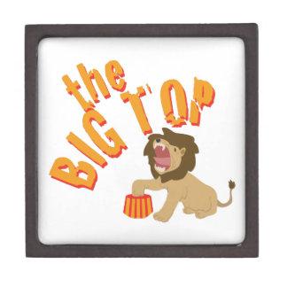 Big Top Lion Premium Gift Boxes