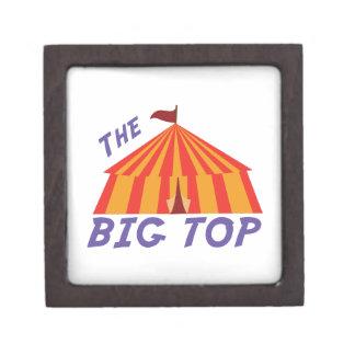 Big Top Premium Trinket Box