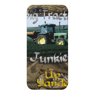Big Tractor Junkie Cover For iPhone SE/5/5s