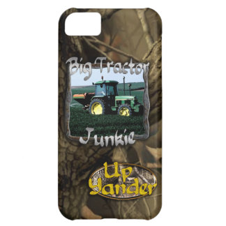 Big Tractor Junkie iPhone 5C Case