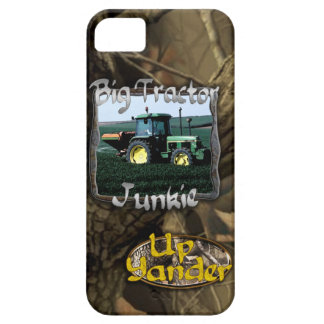 Big Tractor Junkie iPhone SE/5/5s Case