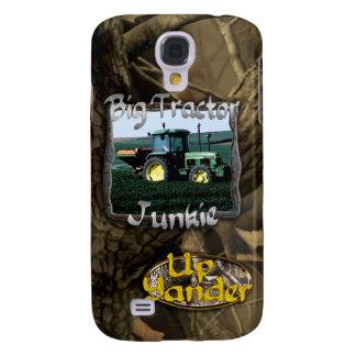 Big Tractor Junkie Samsung S4 Case