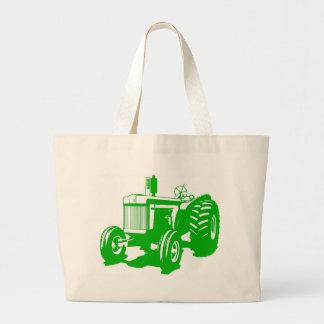 Big Tractor Large Tote Bag