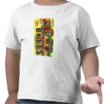 Big Trees, California - Large Letter Scenes T-shirt