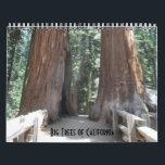 """Big Trees of California 2018 Calendar<br><div class=""""desc"""">Big Trees of California</div>"""
