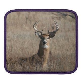 Big Trophy Buck Deer Camo iPad Sleeve