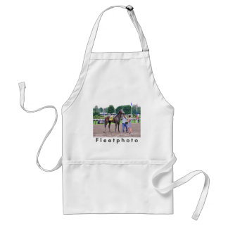 Big Trouble wins the 100th Sanford Stakes Adult Apron